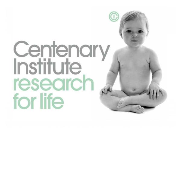 centenary institute