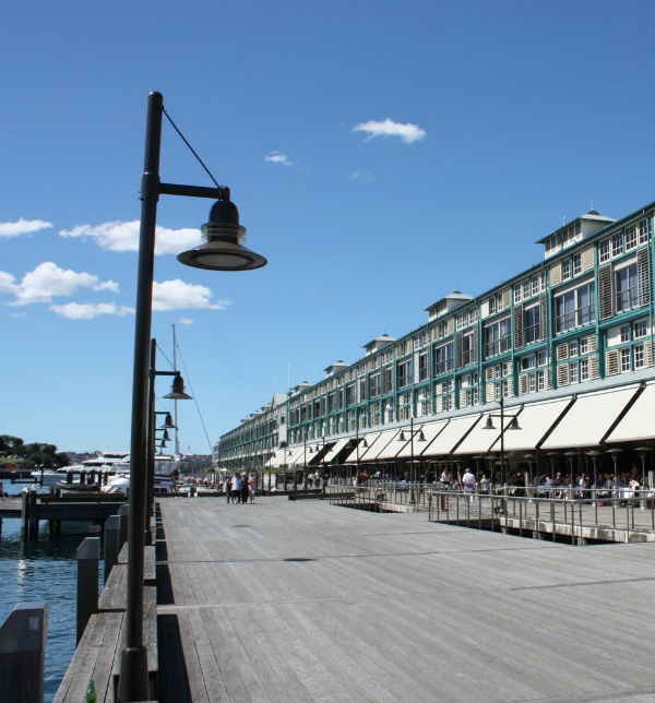 Walsh bay